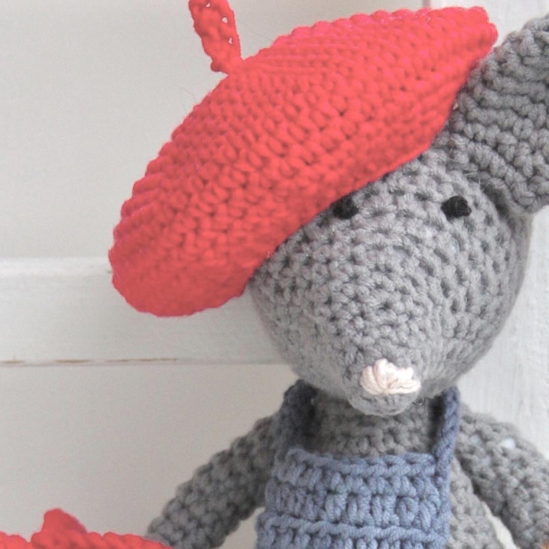 crochet monday's