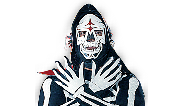 LA PARKITA - There are simply not enough words to describe the highly popular wrestling icon simply known as La Parka.An authentic AAA Worldwide idol, a natural-born leader, winner of each and every title a professional wrestler can dream of, he's undoubtedly one of the pillars that firmly support the Company.For now, wrestler La Parka wears and honors the flag of AAA Founder, Lic. Antonio Peña, whom created the highly popular character.
