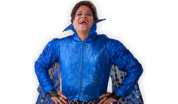 """PIMPINELA ESCARLATA - Pimpinela Escarlata is the quintessential """"Exótico"""", an icon and the most experienced lucha within this category, belonging to the AAA Worldwide.He has earned many titles during his career, such as the title as champion of the Campeonato Nacional Semicompleto, and has came out victorious from many matches held around the world, but for him, his true home is still the AAA.Today, he still remains as an active wrestler, one that spills glamour and charisma at each and every one of the places that the AAA Worldwide visits."""
