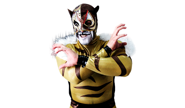 PUMA KING - The Coolest cat of lucha libre. Puma King is heir to one the most long-lived lucha libre dinasties, The Casas family.Puma King is looking for a new global path to show that lucha libre is the most important sport in México, not only as a cultural expression, but as a true revolutionary concept.Puma King took Rey Cometa's mask at a huge show in México City in 2012, a bright start for his promising career.