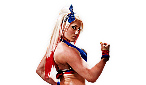 """TAYA - Taya is a luchadora that came all the way to Mexico from Victoria, Canada, and now that she's placed herself among the best female luchadoras in the country, she divides her time between wrestling and her other two passions: Body-building competitions and beauty contests.After sustaining an exhaustive training under former ECW, WCW and WWF champion Lance Storm, Taya built quite a reputation as a wrestler after participating for Canadian wrestling companies such as ECCW and PWA, along being invited to enter two seasons of the World Of Hurt reality show.She came to Mexico after receiving an invitation from none other than the leader of Los Perros del Mal, El Hijo del Perro Aguayo, because he wished to have a worthy representative of """"La Jauría"""" within the ranks of the Female Division of the Lucha Libre AAA Worldwide Company.Taya became the first non-Mexican female luchadora to win the title of a Reina de Reinas AAA title. She also conquered Impact Knockouts Championship and Facebook-Lucha Capital Championship."""