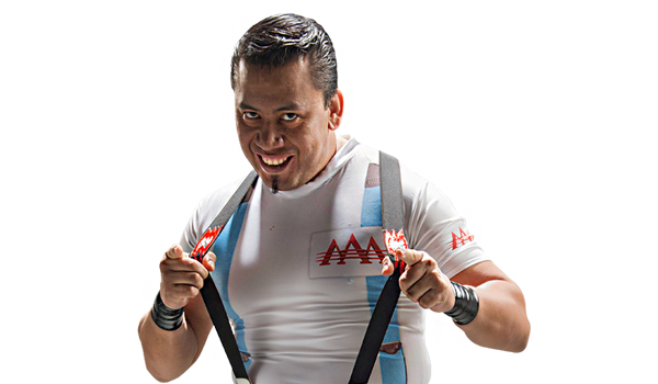 HIJO DEL TIRANTES - Hijo Del Tirantes is a temperamental and strongly criticized man. His decisions on the ring are extremely controversial, and objectivity is not recognized as one of his virtues; that is the reason why he is the most feared man among referees of Lucha Libre AAA Worldwide.