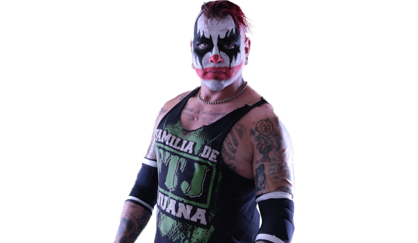 PAGANO - Pagano mainly exhibits a Hardcore style of fight, which often includes the use of weapons and, where one or both fighters in the party end up bleeding profusely. Due to his preference for these types of matches, he has been given the nickname