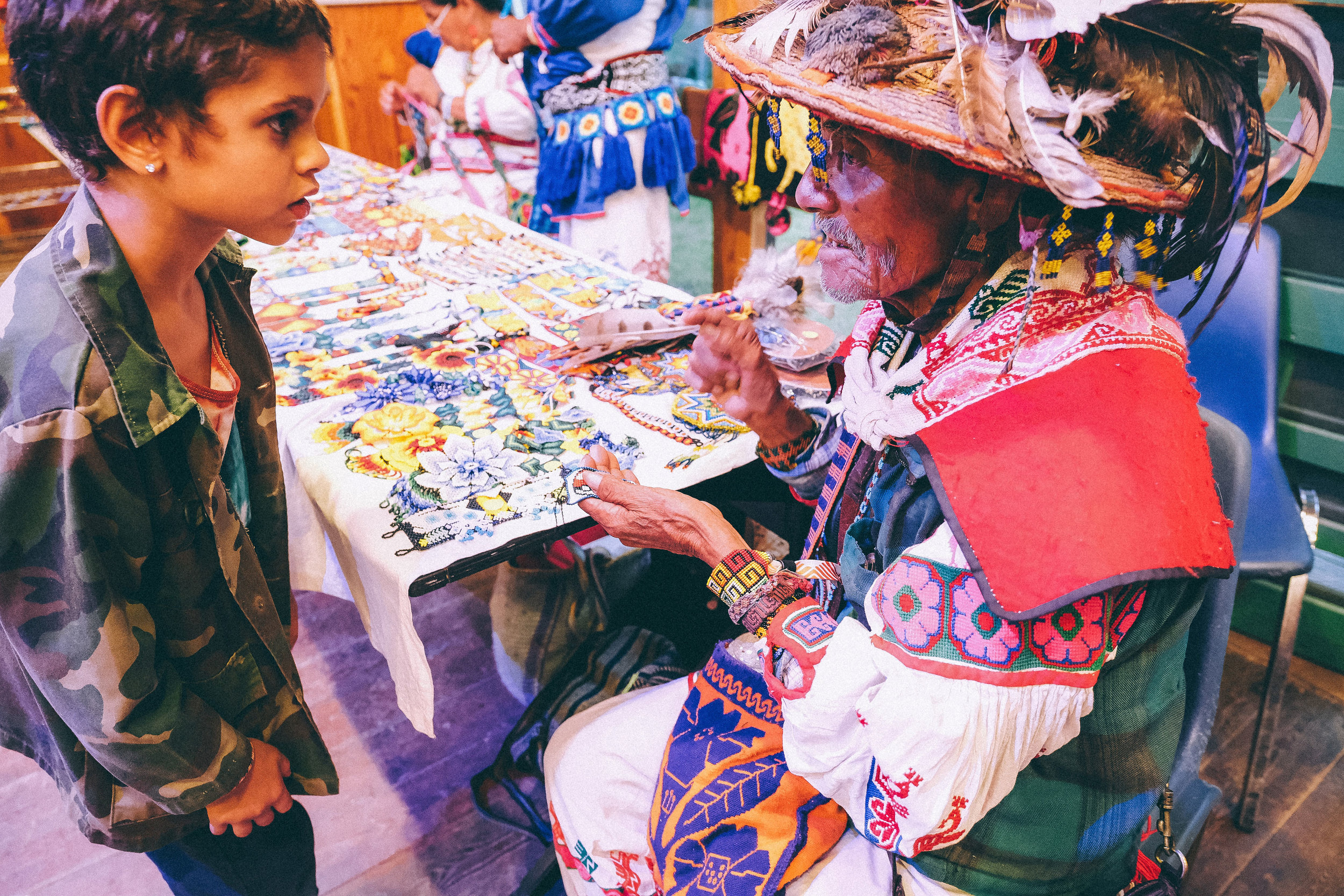 Find the most exquisite treasures and handcrafts at our indigenous market - INDIGEnOUS ART MARKET