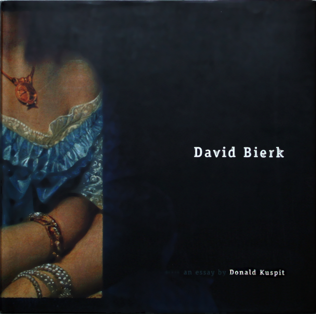 David Bierk: 2000 - by Donald Kuspit© 2000 Montgomery Museum of Art140 pages