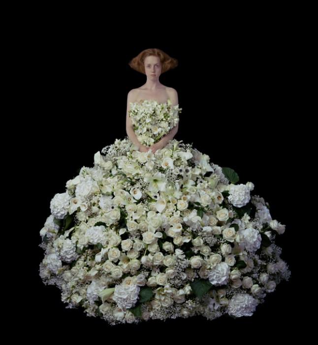 First Wedding, 2013 c-print