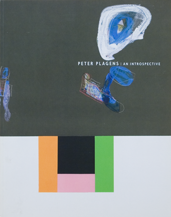 Peter Plagens: An Introspective - ©2004 Fisher Gallery, University of Southern California68 pages