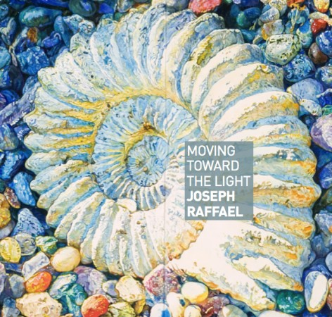 Joseph Raffael: Moving Toward     the Light - ©2015 Joseph Raffael, Nancy Hoffman Gallery, ACC Art Books Ltd. A project from LAHR and Partners, LLC Designed by Michael J. Walsh192 pages