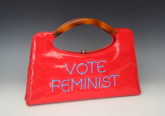 Michele Pred    Vote Feminist   October 18 — November 24, 2018