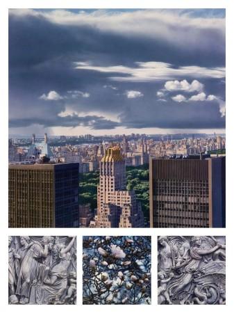 Evening Calls Sad Anteros (WSB) 2009 acrylic on canvas 51 x 38 inches