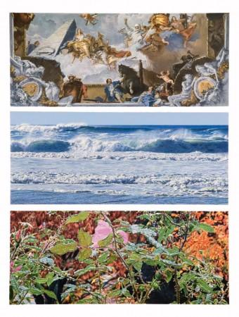 Genesis Song II, 2010 acrylic on canvas 53 x 40 inches