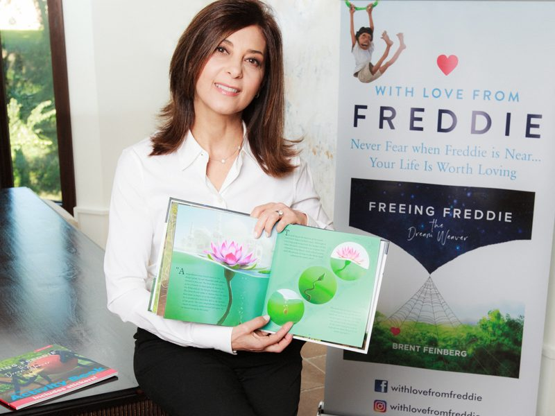 Meet Kim Normand Dobrin of With Love From Freddie in Sandy Springs -