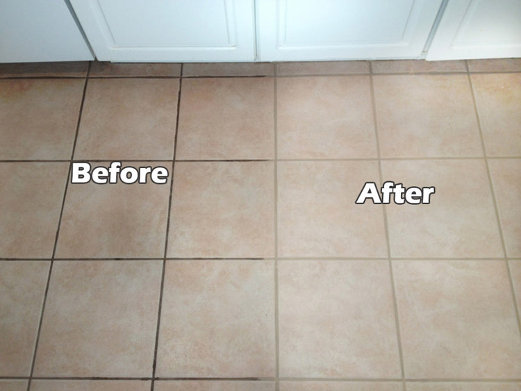 Tile and grout cleaning in Victoria B.C.