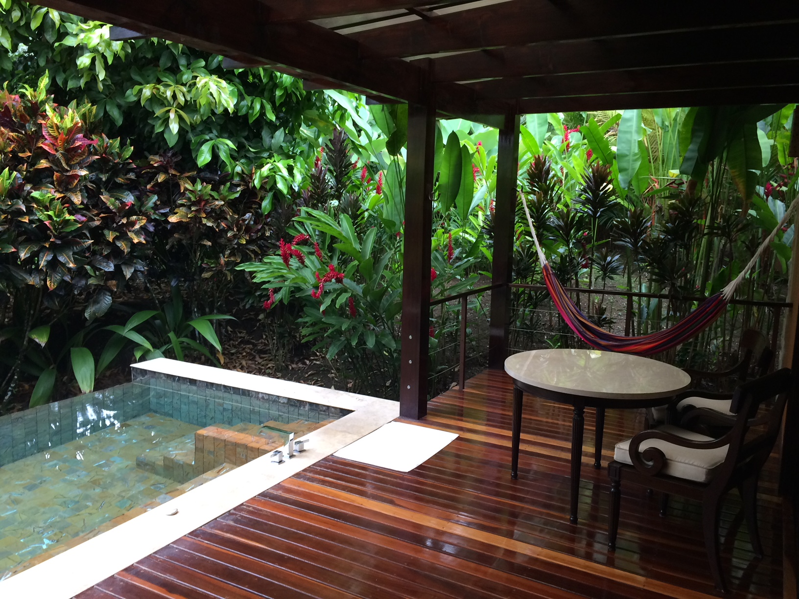Nayara Spring Resort Private Thermal Plunge Pool.jpg