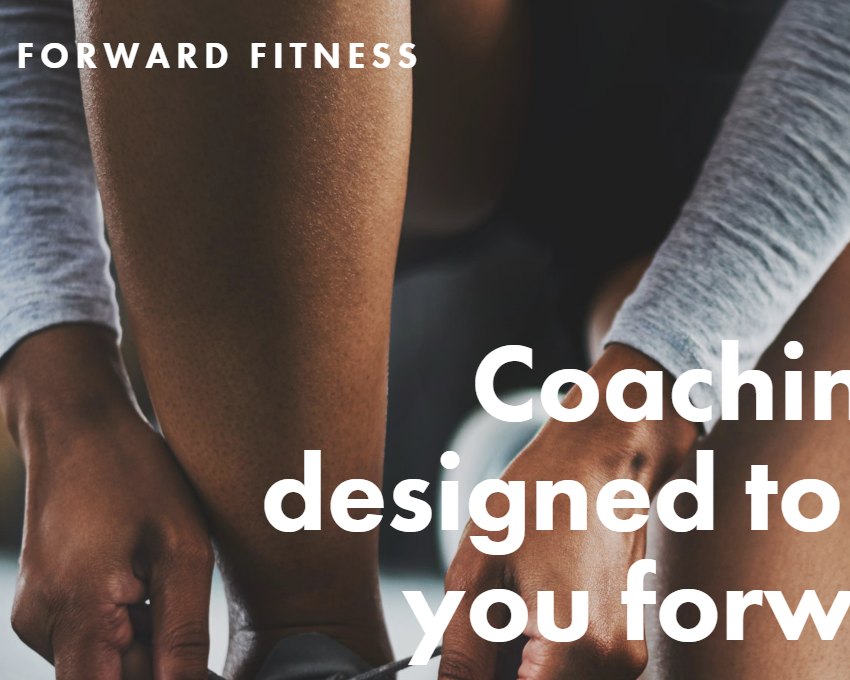 Forward Fitness (Partner)