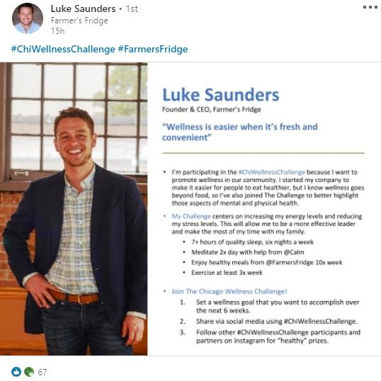 Luke Saunders