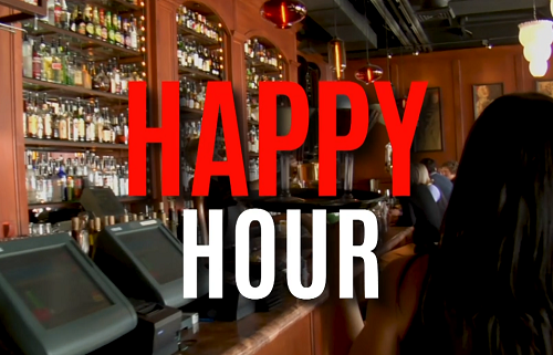 Happy Hour! - Another opportunity to connect and socialize with others who share your passion for production. Thanks to Menagerie Model and Talent for sponsoring this! Cash bar.