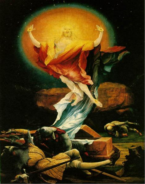 Matthias Grünewald 1483-1528 – Painel do Altar de Isenheimer – Unterlinden Museum – Colmar – França