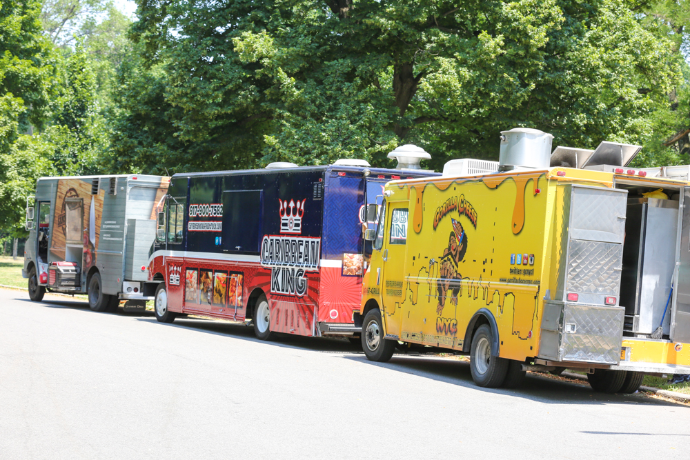 Eats & Treats - Taste a variety of international cuisines at our food trucks!