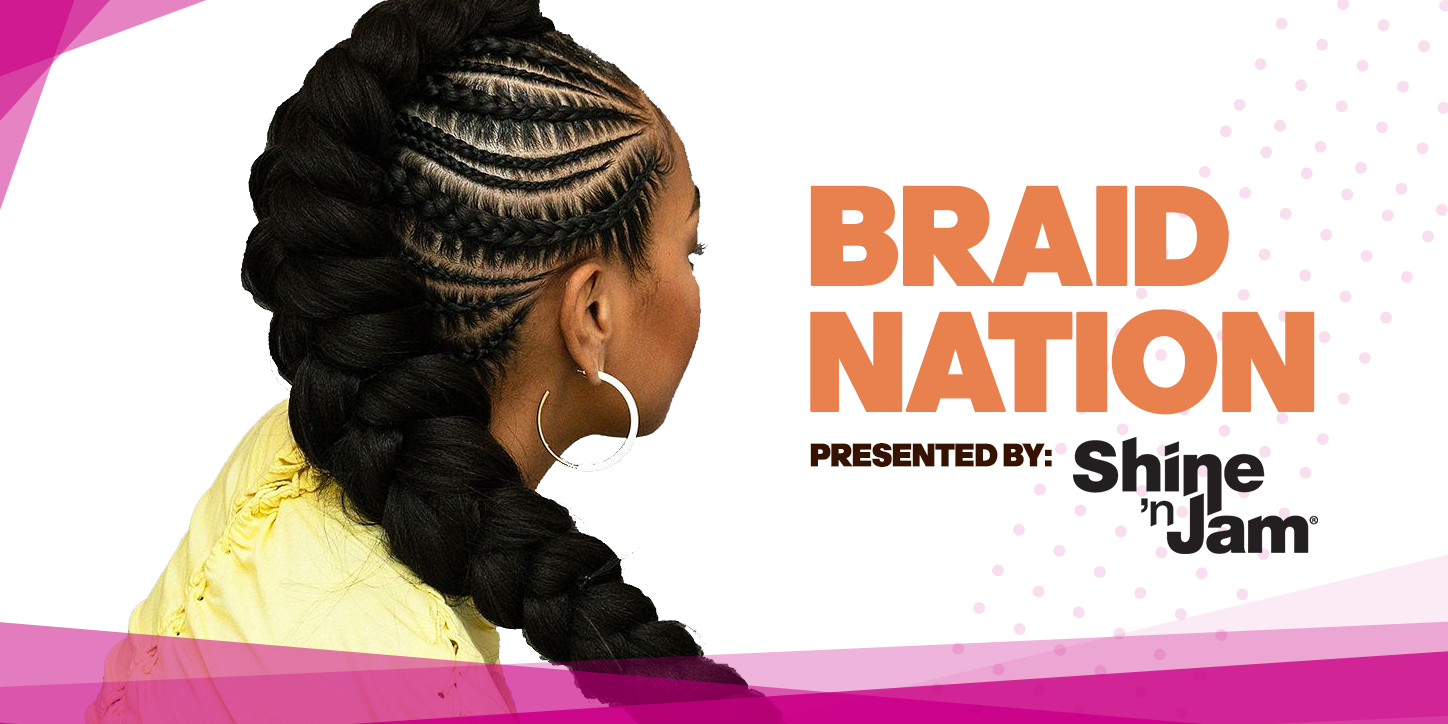 Braid Nation - Learn how to use Shine & Jam Magic Fingers for Braiders to perfect your braided styles!