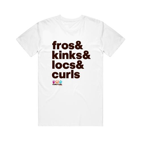 Fros & Kinks Unisex Tee $25