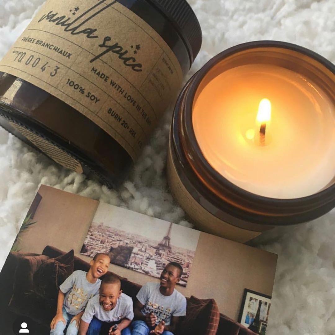Frères Branchiaux Candle Co.