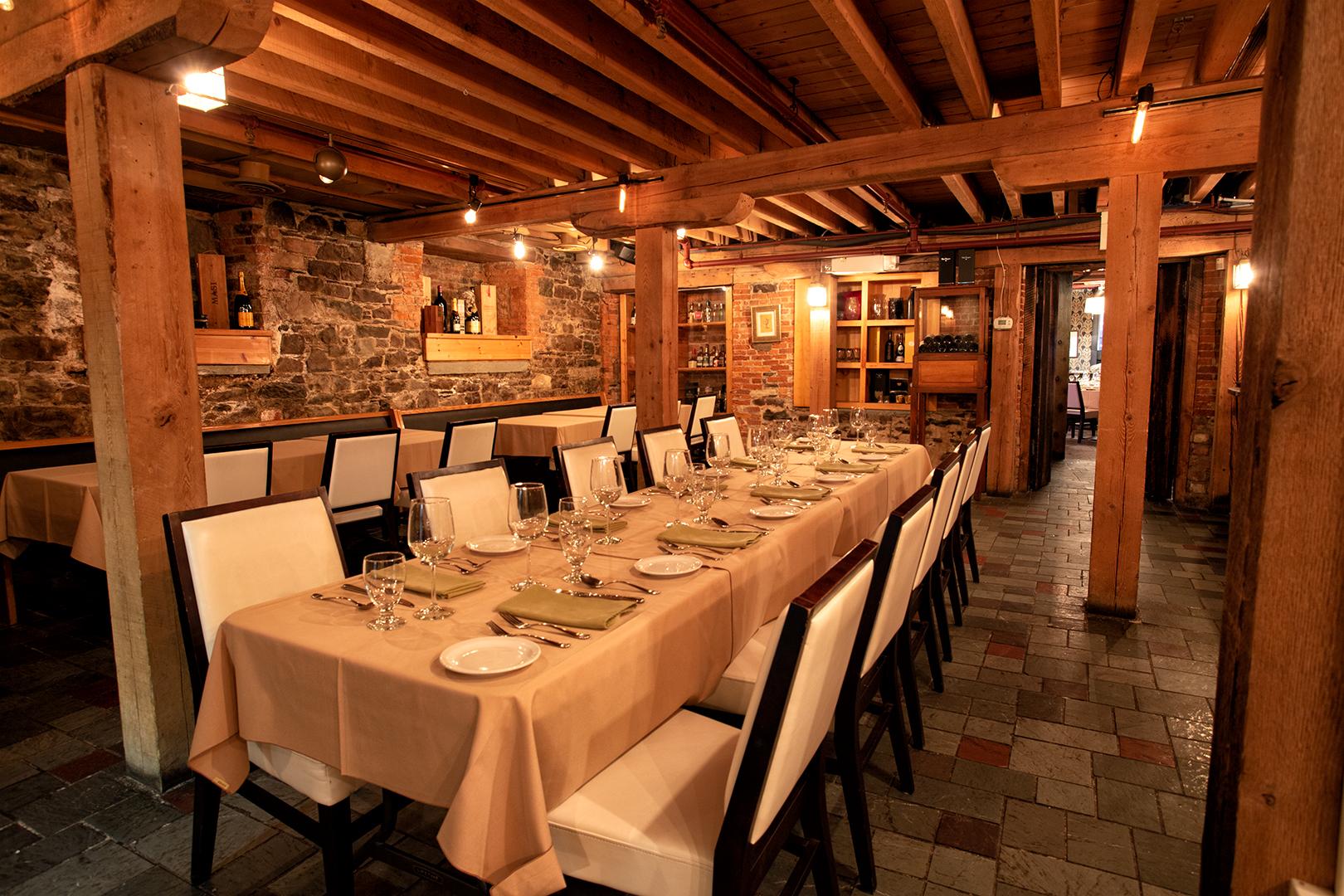 Private Wine Cellar -
