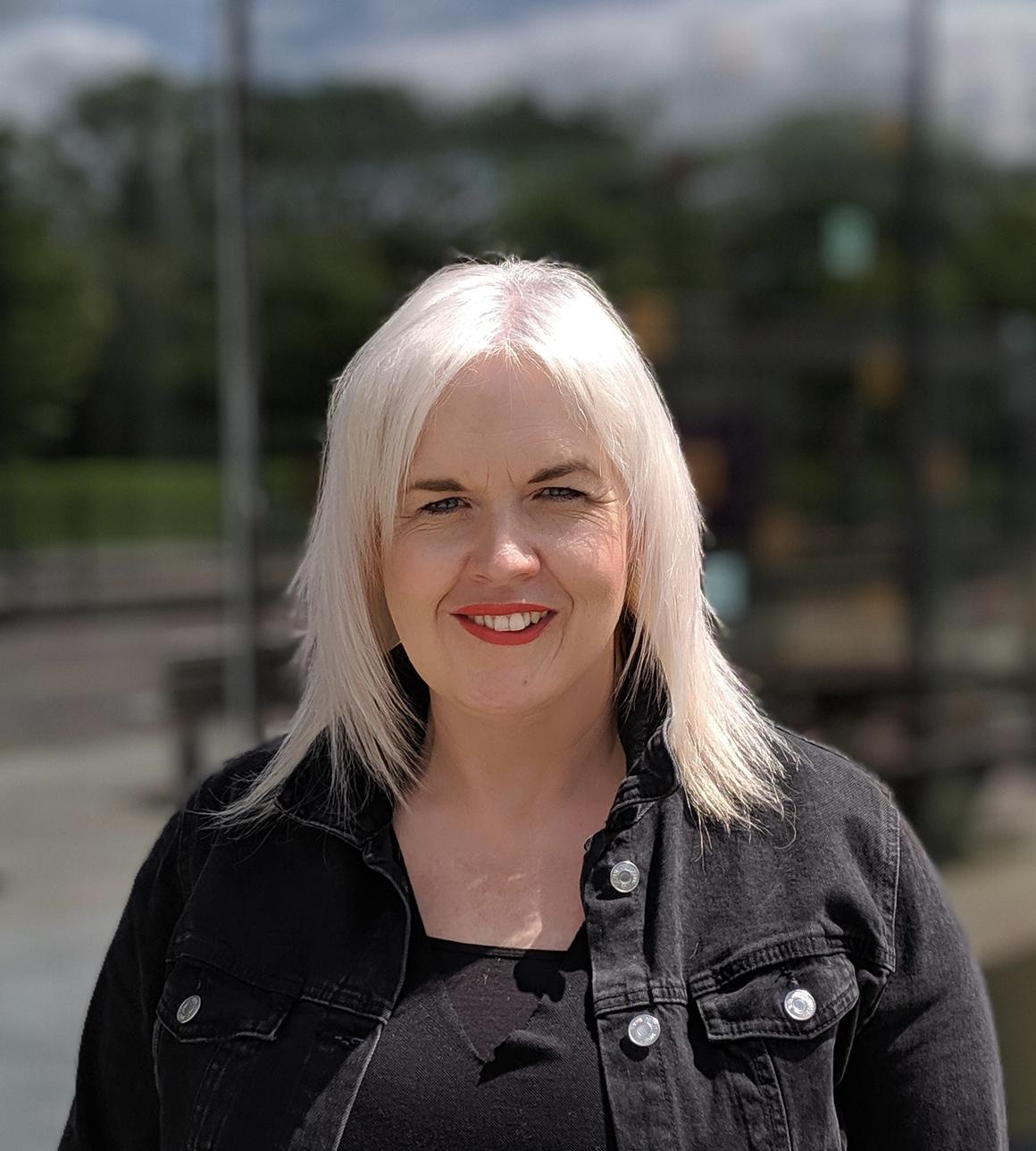 Louise Cherrie   Lead Pastor