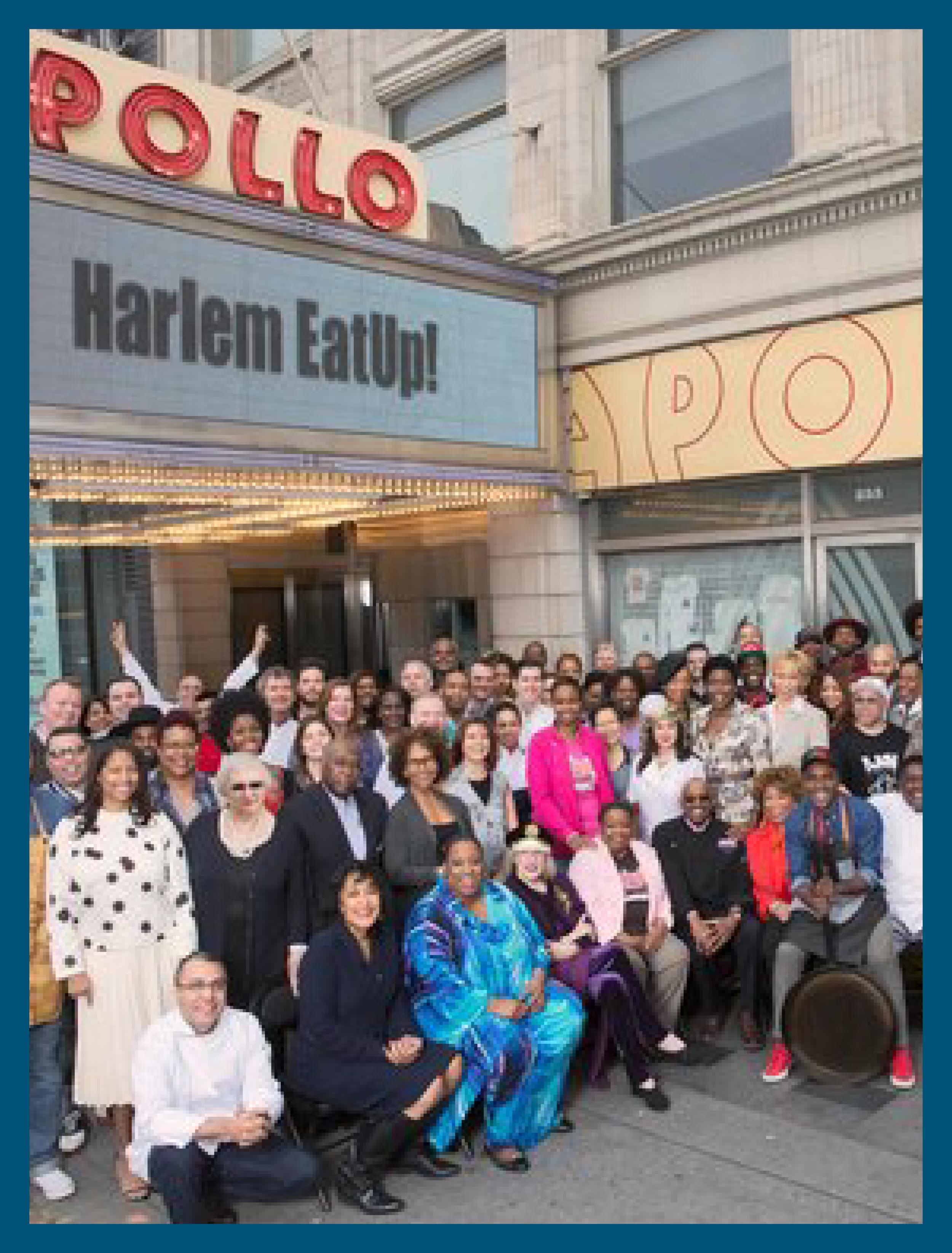 <strong> Harlem Eatup!<br>Festival</strong>
