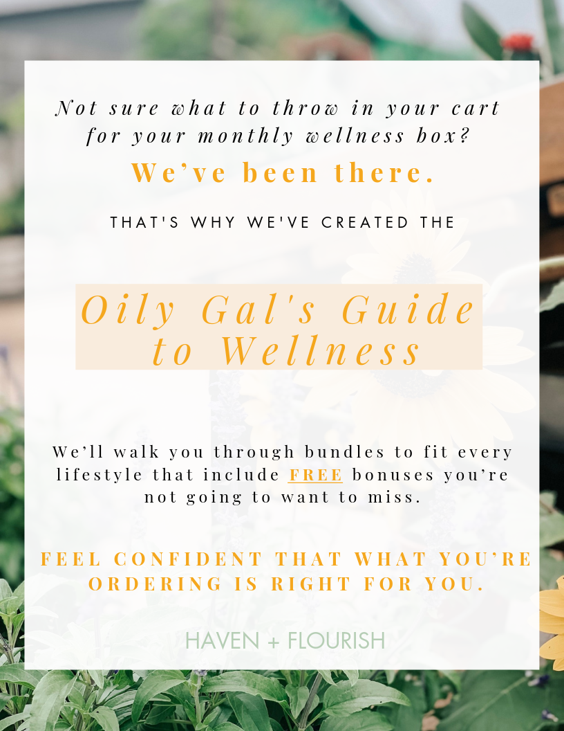 Oily Gal's Guide to Wellness PDF Download Freebie