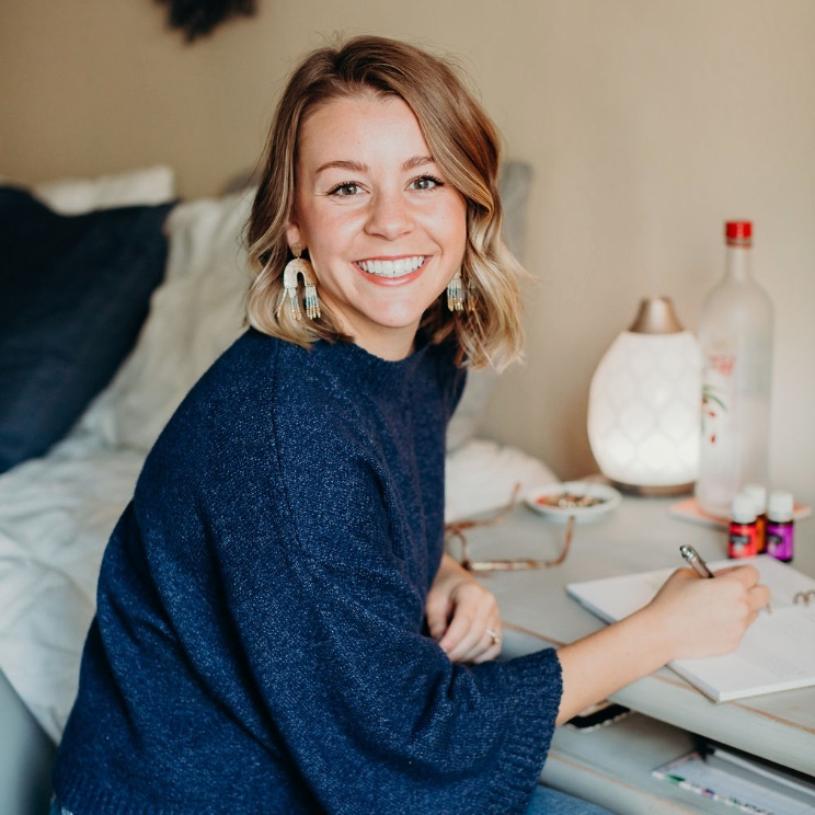 Stephanie Trinkle - RANK: SILVERI'm Stephanie! I live in Denver, Colorado with my husband, kitten and first our first baby on the way. I'm passionate about sitcoms, Halloween and living life to the whole. I started using Young Living Essential Oils in April of 2017 and fell in love with the oils, the products, the people and the lifestyle. I haven't looked back since and see this business as my opportunity to show women the beauty, joy and grace of God.