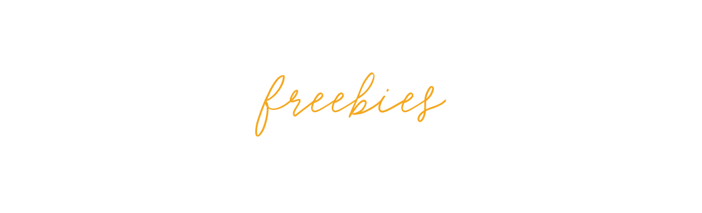Haven and Flourish Freebies