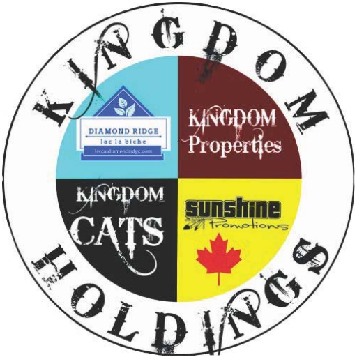 Kingdom Group Holdings   Kingdom Group Holdings started with Kingdom Cats Ltd., which was incorporated November 2, 2005. The corporation is owned and operated by Jason King. Kingdom Cats Ltd. started out as a small maintenance company and has now become a regional leader of equipment, maintenance and construction solutions.