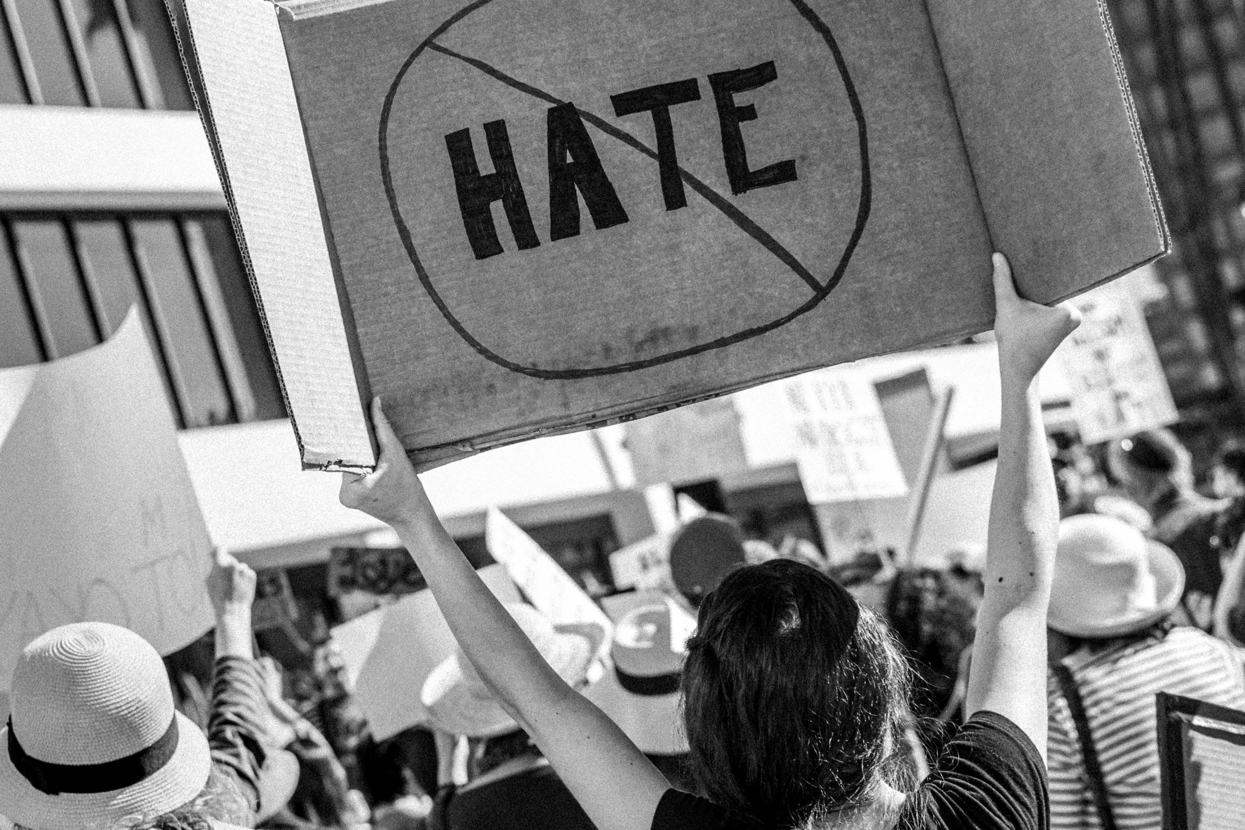 report an incident - Let us know if you have witnessed anti-Semitism. Report hate and bigotry now.