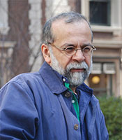 "Hamid Dabashi - Was investigated following accusations of anti-Semitism.Equated Israeli policies with ISIS and Nazi Germany.Expressed support of violent anti-Israel protests and demonized Israel on social media.Blamed Israel for ""every dirty treacherous ugly and pernicious act happening in the world,"" and called Israel and the U.S. ""hyenas.""*Click here for pervious calls for action"