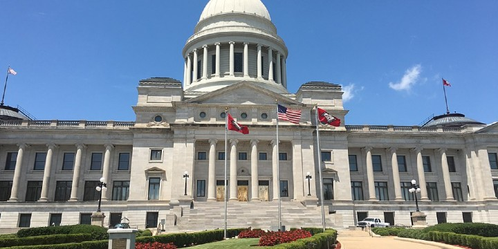 The Arkansas State Capitol. Photo: Wikipedia commons.