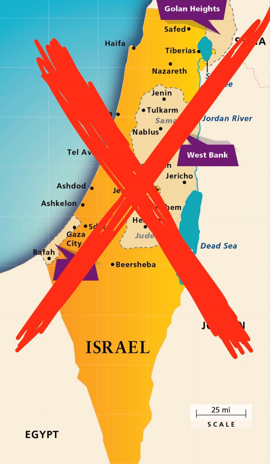 Official New Zealand Government Website Wipes Israel Off The ...