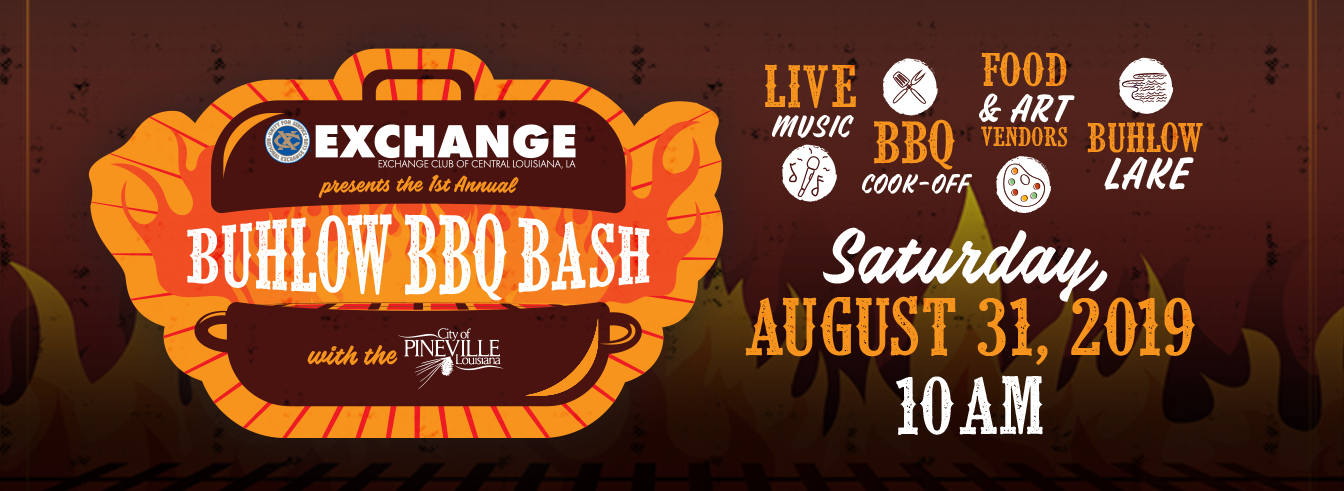 Buhlow BBQ Bash - Exchange Club of Central Louisiana