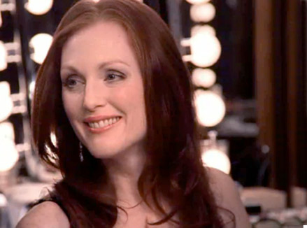 REVLON AGE DEFYING DIRECTOR: ROBERT ALTMAN TALENT: JULIANNE MOORE, SUSAN SARANDON, HALLE BERRY