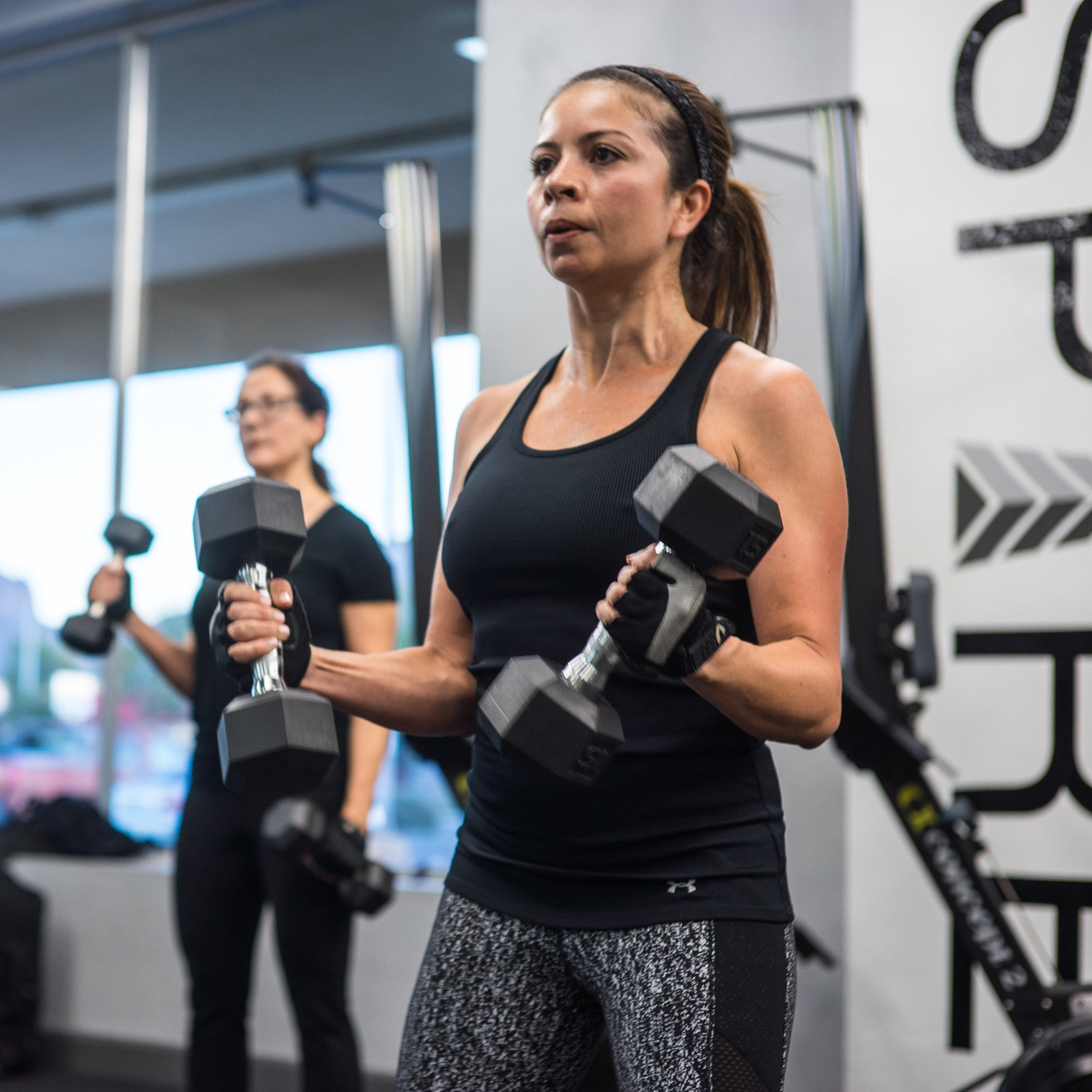GROUP FITNESS -