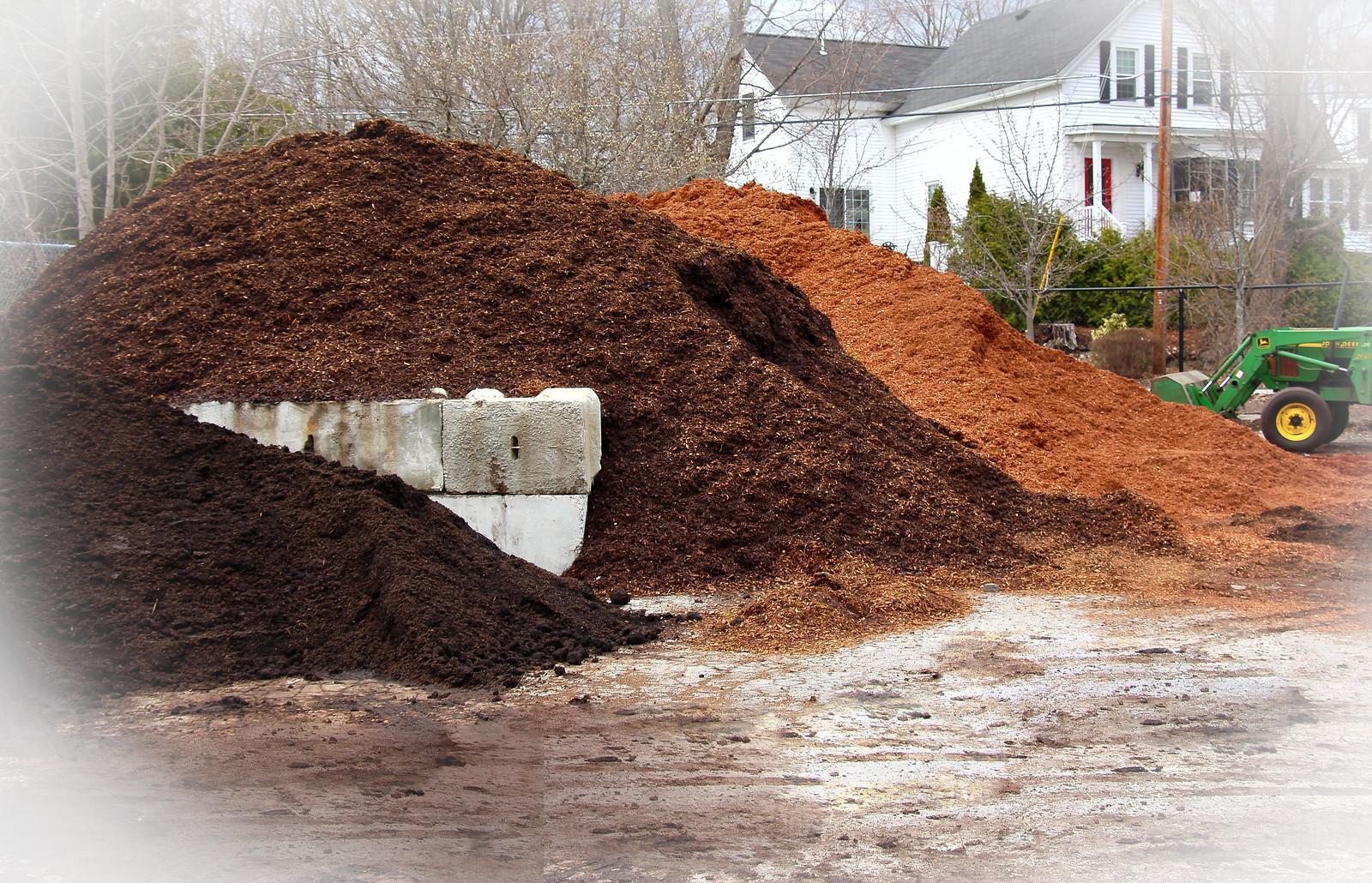 mulch & bulk products -