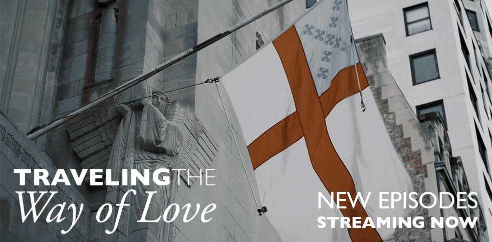 About this Series - Join host Chris Sikkema as he meets Episcopalians and others across the Church traveling the Way of Love.