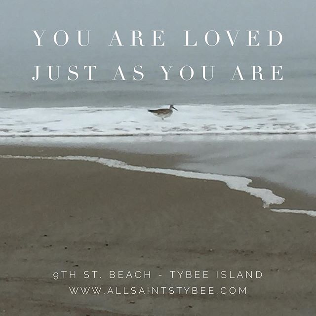 Rainy and quiet day at the beach. Sit in silence and contemplate the miracle that is your life. The gift that you are to the world. You are loved just as you are. #Tybee #TybeeIsland #YourIslandChurchHome #VisitTybee #Beach #WorshipWithUs ##SavannahGA  #SaltLife #IslandLife #AllSaintsEpiscopalChurch #Jesus #God #Blessed #Love #YouAreLovedJustAsYouAre #DistantThunder #QuietThunder #RainyDay #PraiseGod #Episcopal #Church #Episcopalchurch #Shineasalight #Walkinlove #Charity #Community #Faith #Episcopalian #AllSaintsEpiscopalTybee #BookOfCommonPrayer