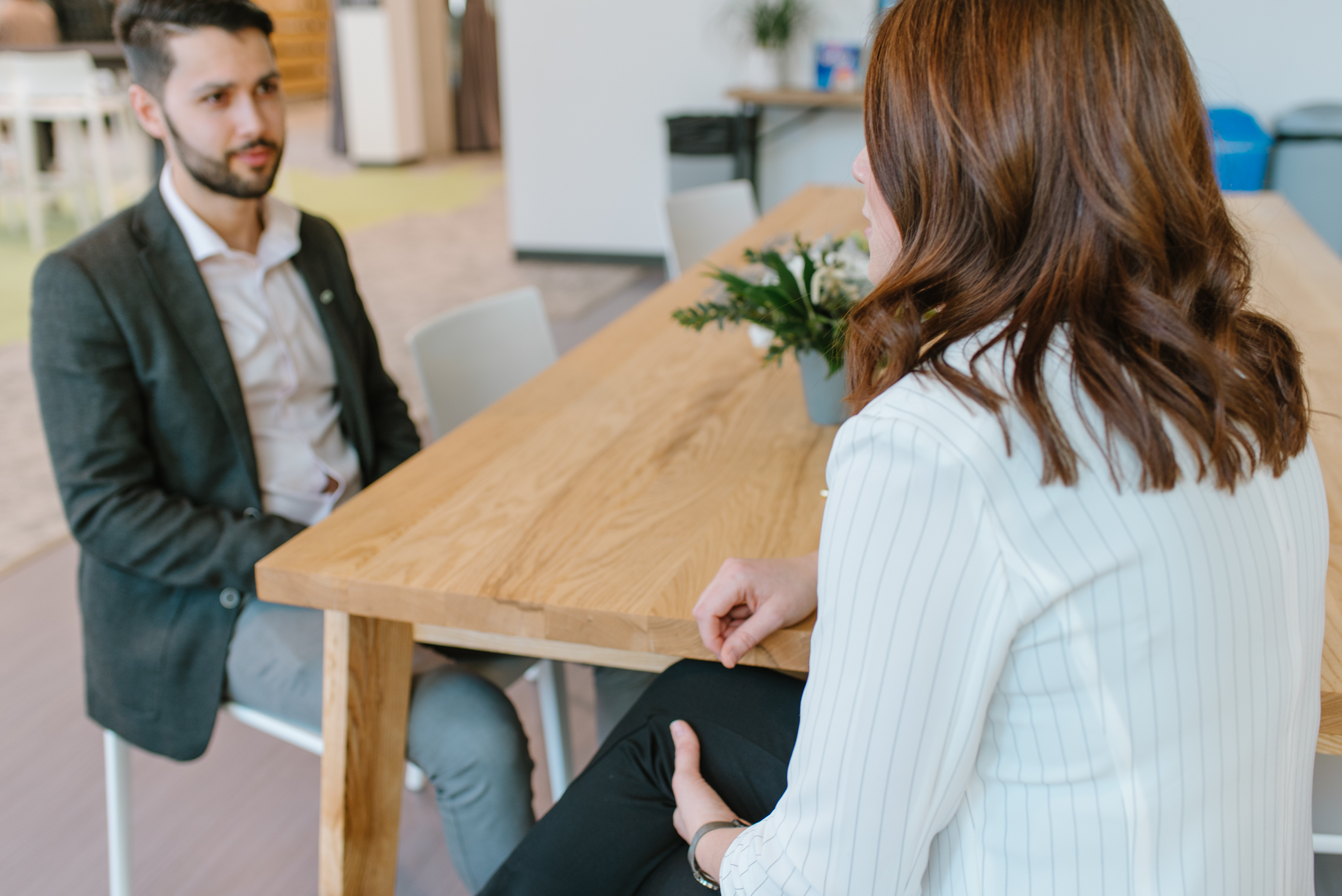 One-On-One Coaching - Support for ambitious professionals who want to advance their career and experience personal growth.