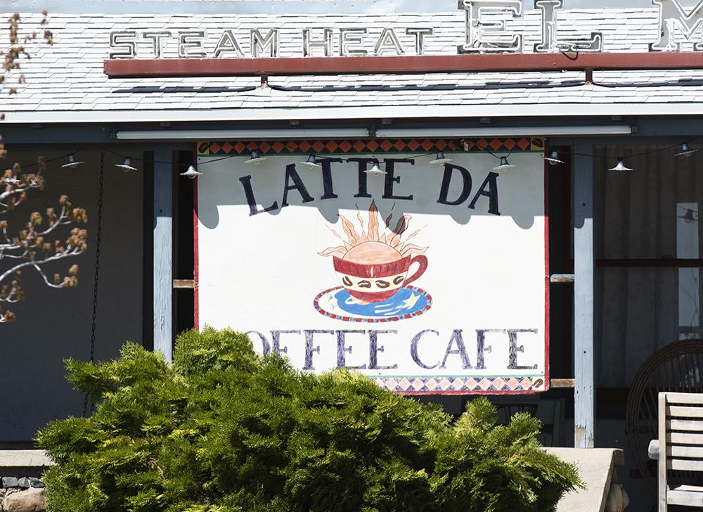 LATTE DA COFFEE CAFE