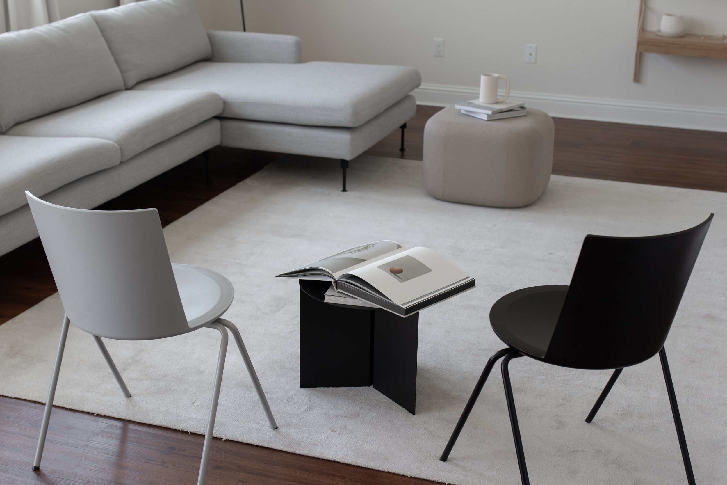 Living Room with Fredericia Chairs