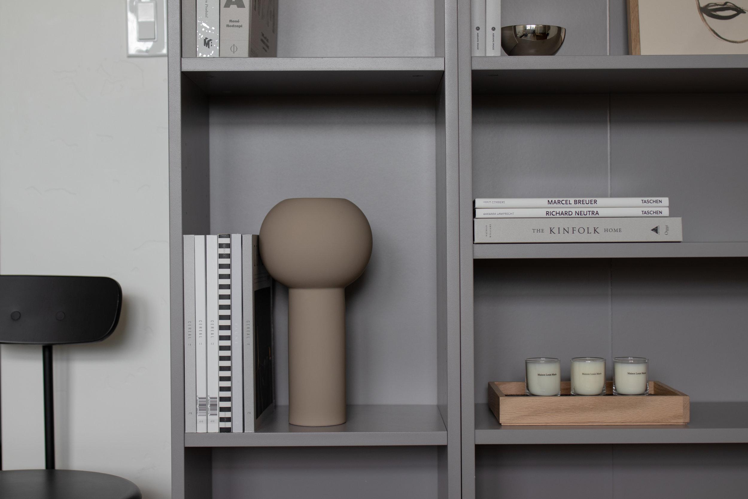 Details on my shelves