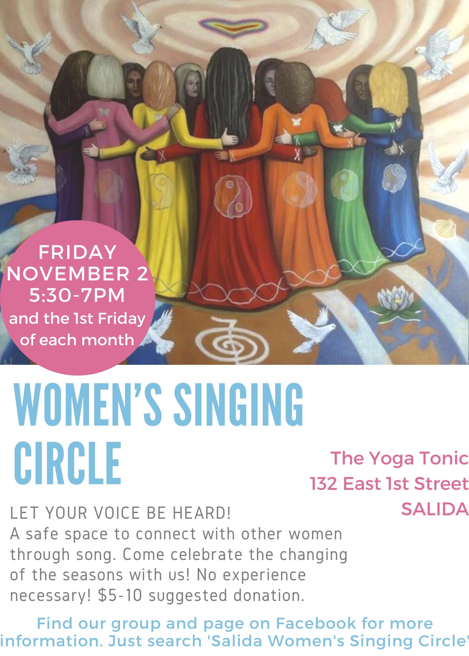 Women's singning circle november.jpg