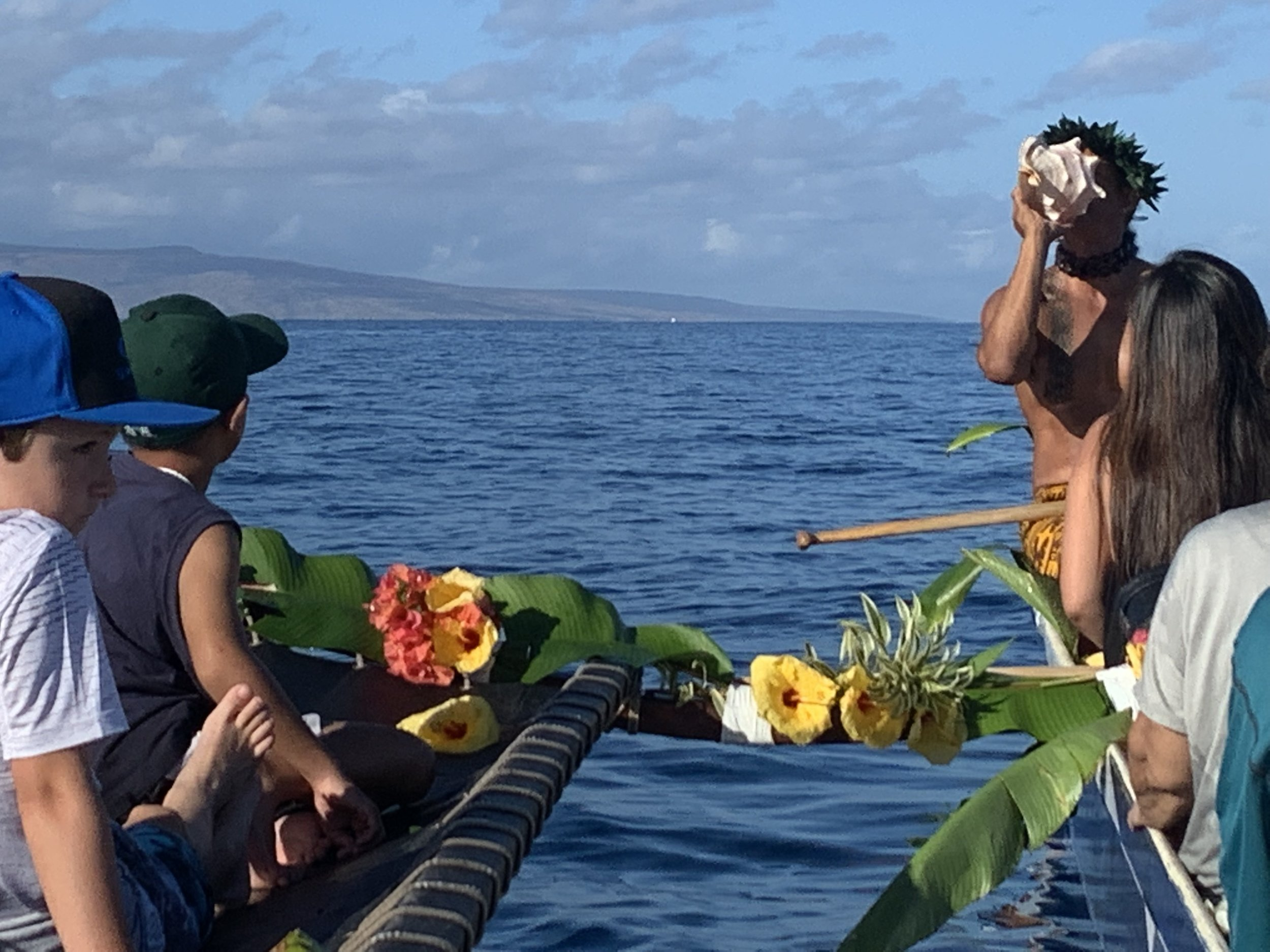 Hawaiian Cultural Canoe Experience - Read More →