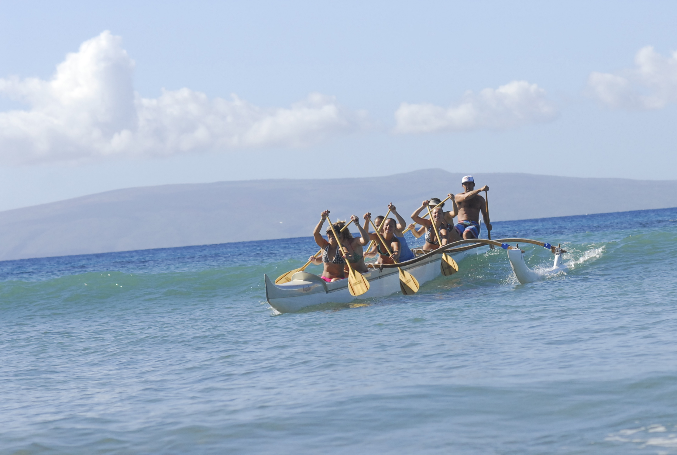 Turtle Watch & Canoe Surfing - Read More →